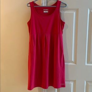 Pink Columbia Omni Freeze Dress M